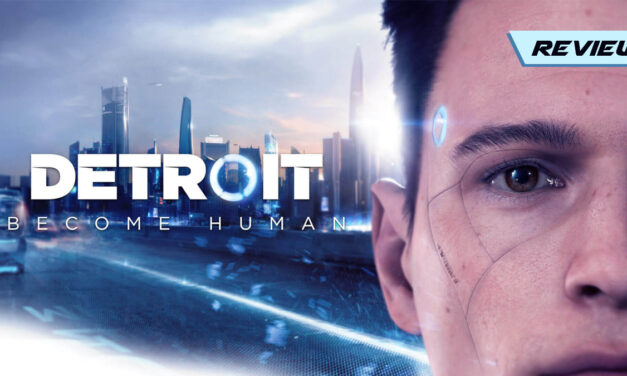 GGA Game Review: Make Your Choice in DETROIT: BECOME HUMAN