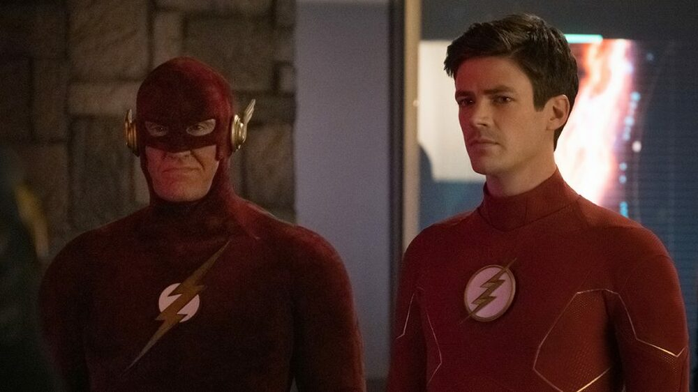 The Flash and The Flash are in Crisis in the Arrowverse