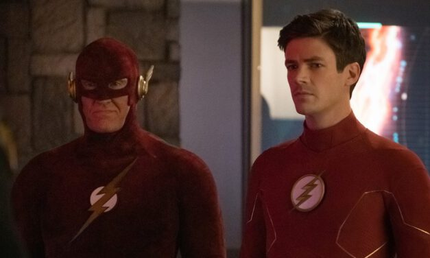 CRISIS ON INFINITE EARTHS, Part 3 Recap:  (The Flash S06E09)