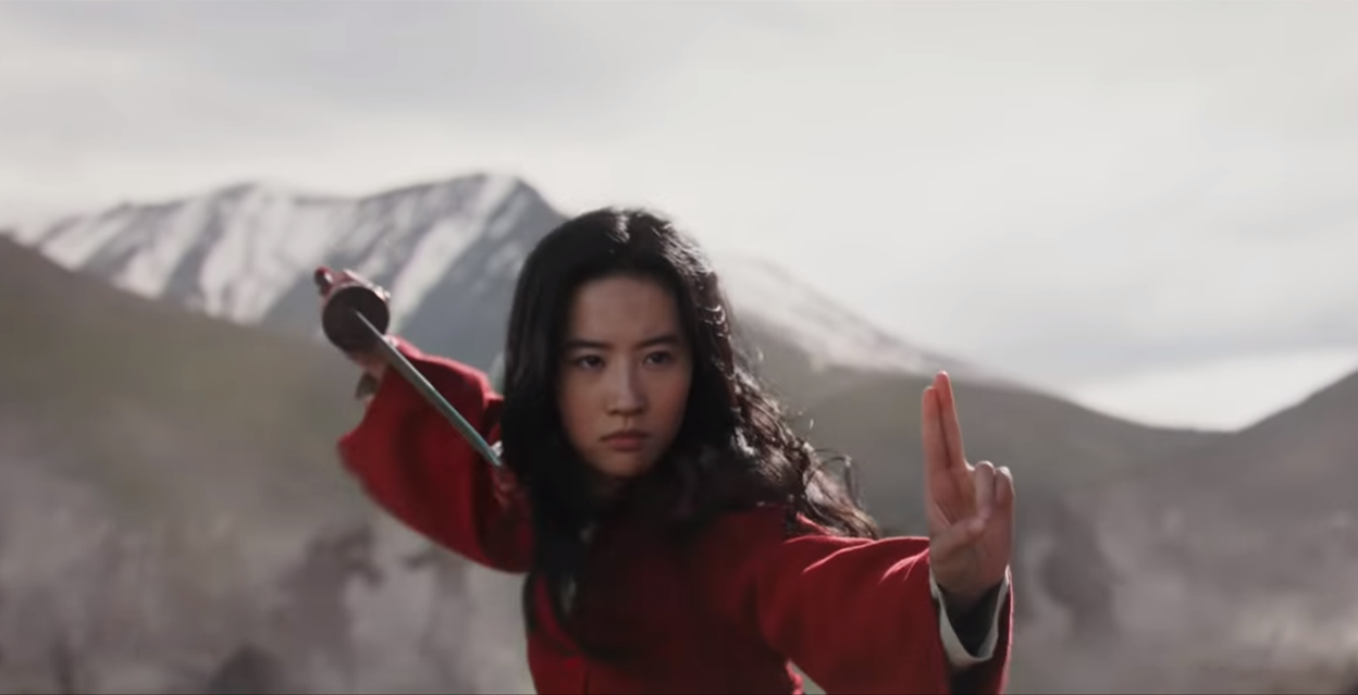 First MULAN Trailer Brings Honor to Us All