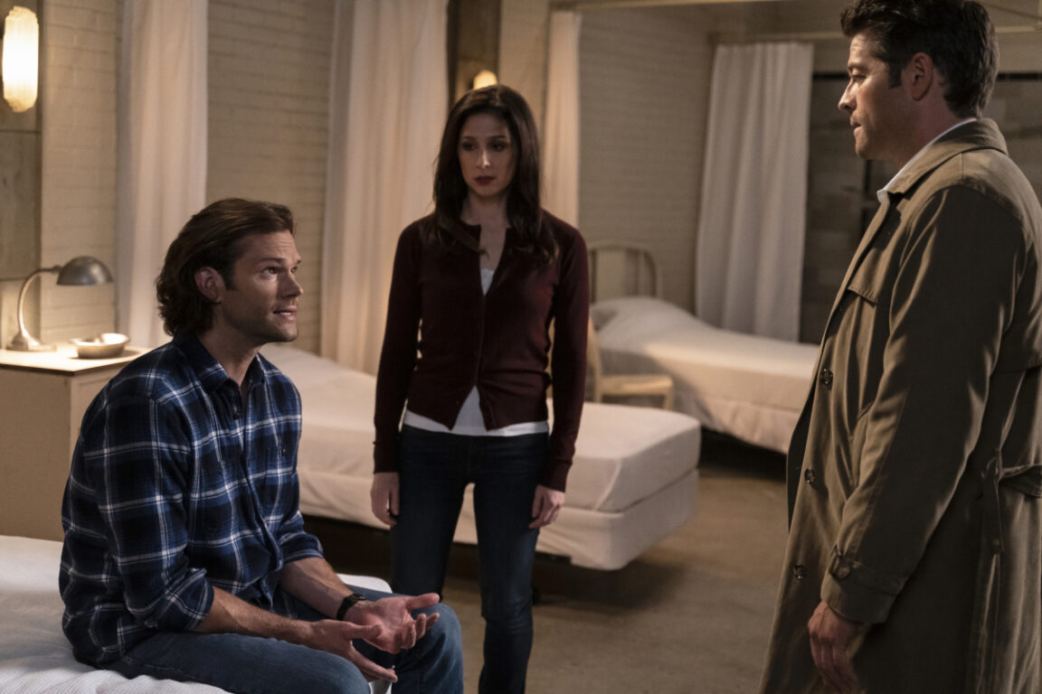 Cas comes up with a plan to find God on Supernatural