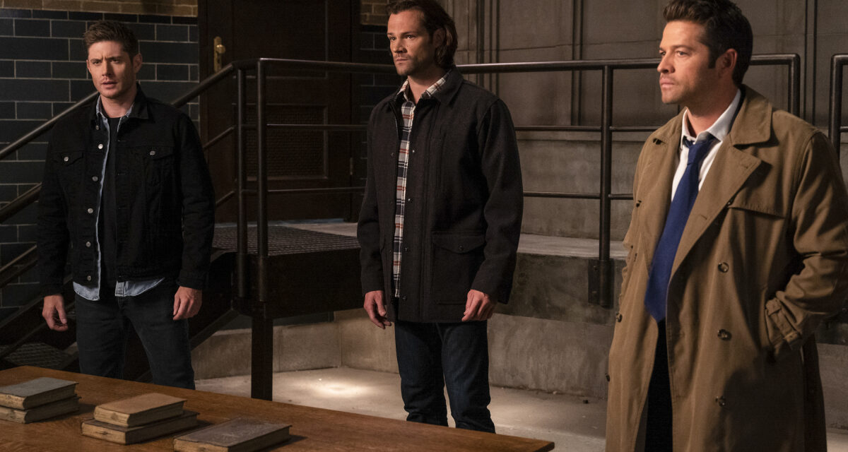 SUPERNATURAL Recap: (S15E08) Our Father, Who Aren't in Heaven