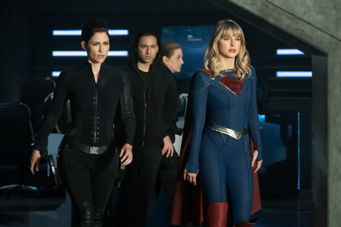 Team Supergirl prepares for the Crisis on Crisis on Infinite Earths Part 1