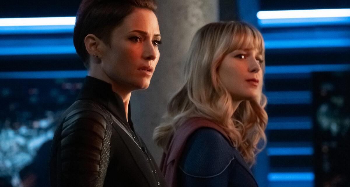CRISIS ON INFINITE EARTHS, Part 1  Recap: (Supergirl S05E09)
