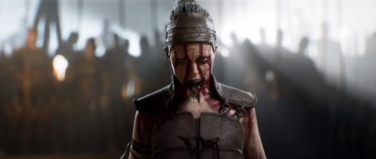 The Game Awards 2019: SENUA'S SAGA: HELLBLADE II Storms in With Xbox Series X