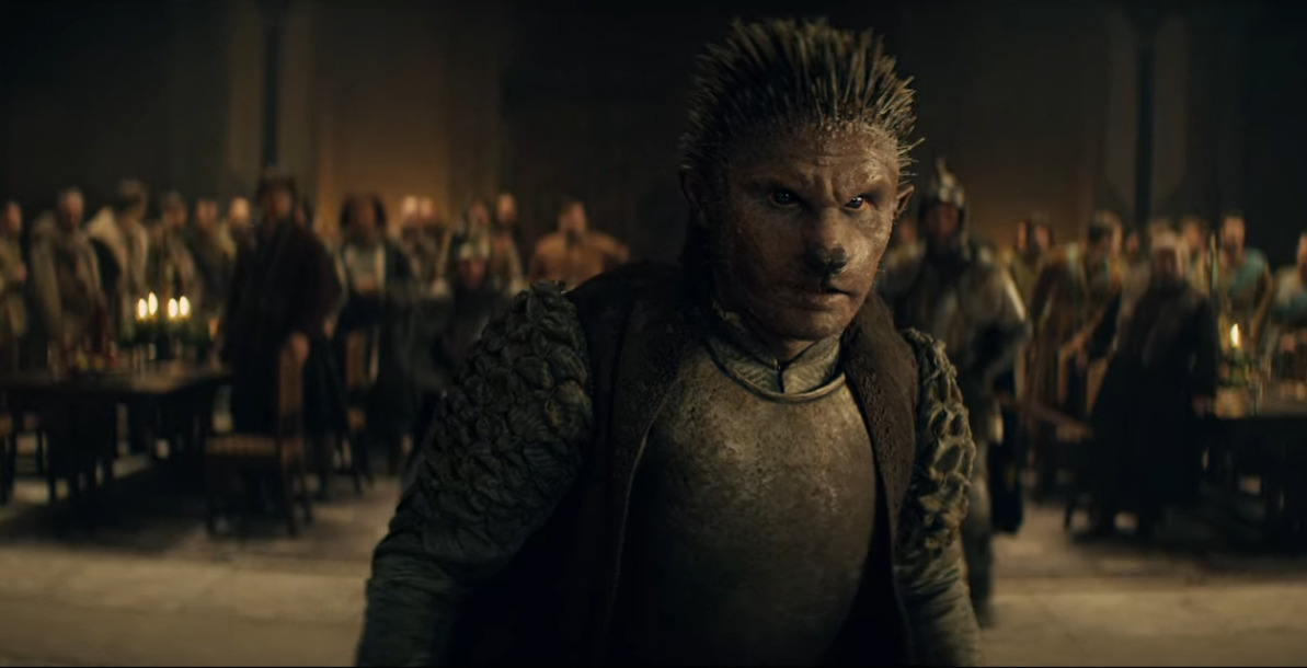 Lord Urcheon in The Witcher