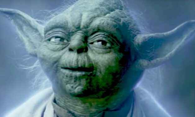 "Bad Lip Reading Brings Yoda Back to Sing in ""My Stick!"""