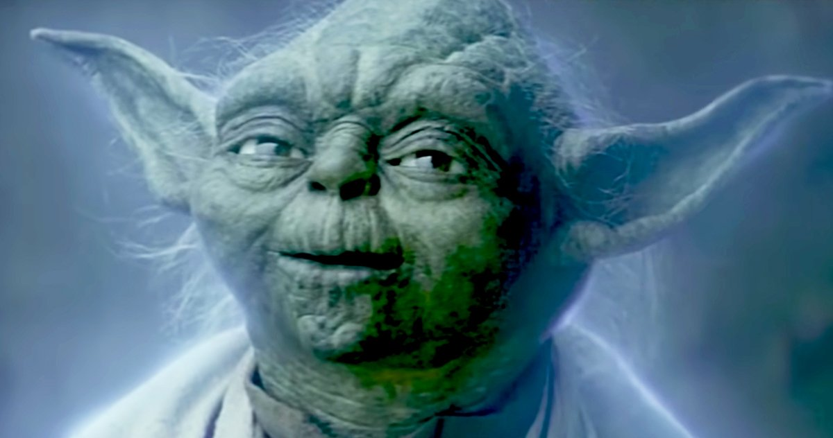 """Bad Lip Reading Brings Yoda Back to Sing in """"My Stick!"""""""