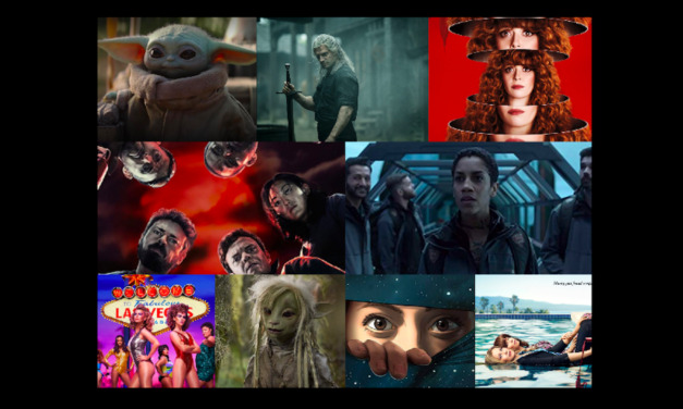 GGA: Best Streaming Shows of 2019