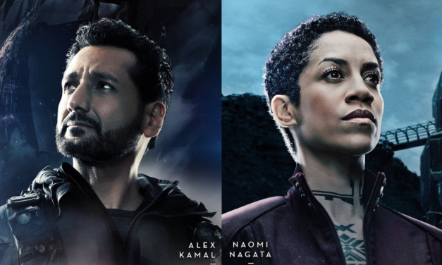 THE EXPANSE: Dominique Tipper and Cas Anvar Talk Season 4, Amazon and Diversity