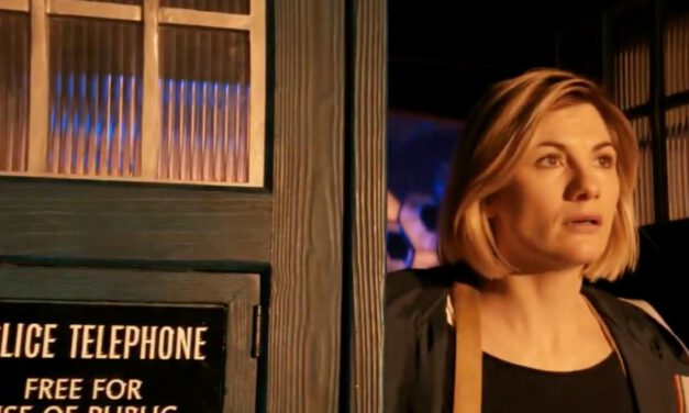 DOCTOR WHO Season 12: New Trailer Brings 'Serious Crisis'