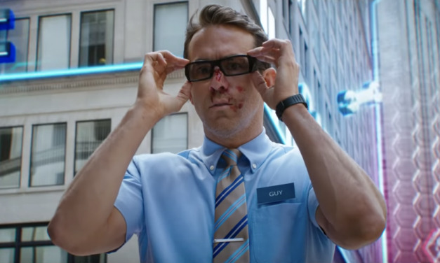 FREE GUY Trailer Is Full of Ryan Reynolds Being Delightfully Ryan Reynolds
