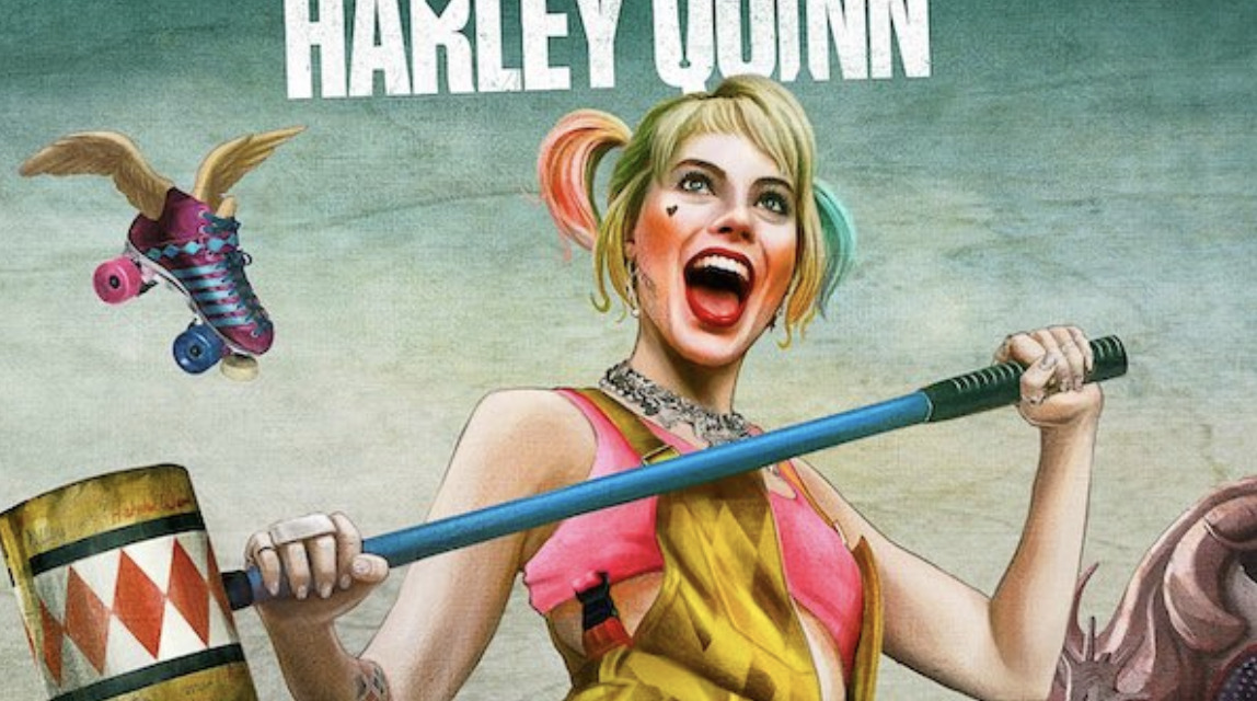 7 New BIRDS OF PREY Posters Revealed at CCXP