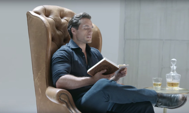 Tuck in and Let Henry Cavill Gently Read THE WITCHER to You