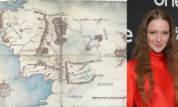Amazon's LORD OF THE RINGS Series Casts Morfydd Clark as Galadriel