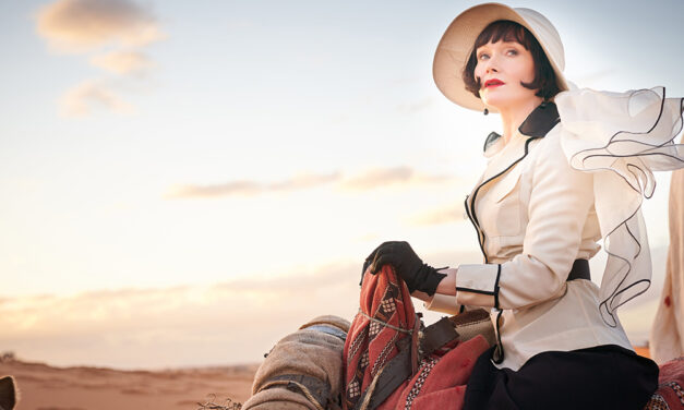 MISS FISHER & THE CRYPT OF TEARS World Premiere & US Release Date