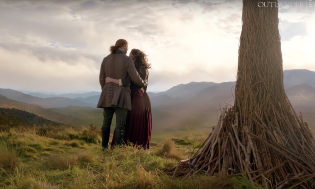 Starz Releases Haunting OUTLANDER Season 5 Opening Credits