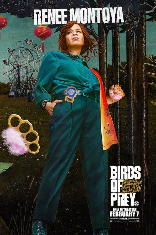 renee montoya birds of prey