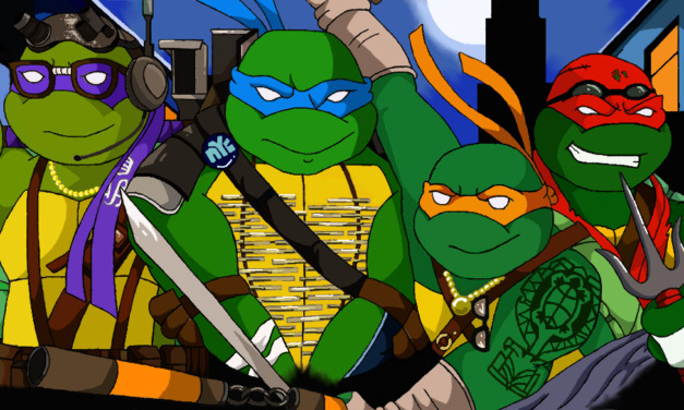 The Teenage Mutant Ninja Turtles Were My First Coping Mechanism