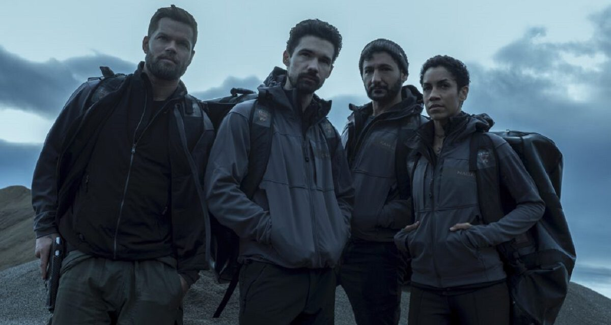 THE EXPANSE Season Premiere Recap: (S04E01) New Terra