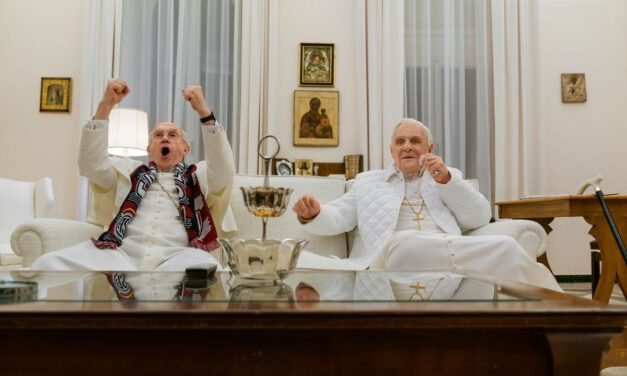 Movie Review: THE TWO POPES