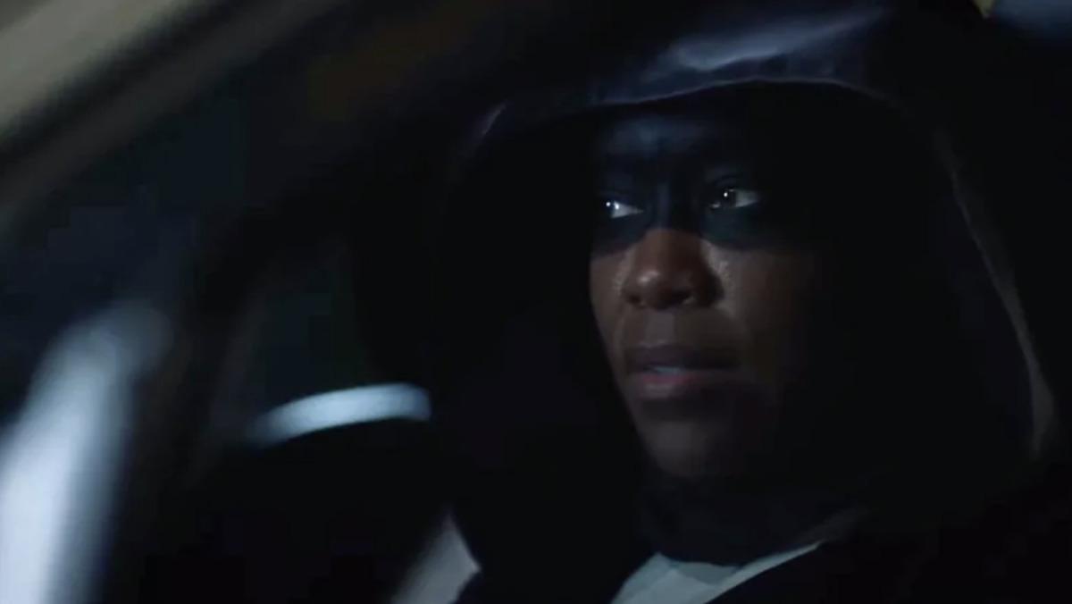 Still of Regina King in Watchmen, winner at the 72nd Emmy Awards