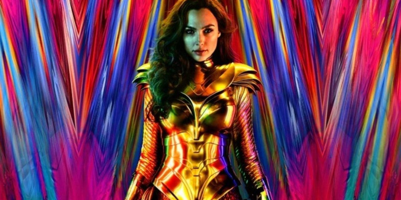 Check Out The New WONDER WOMEN 1984 Character Posters