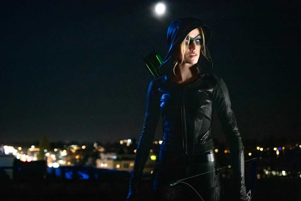 Mia Queen is the new Green Arrow in the Arrowverse