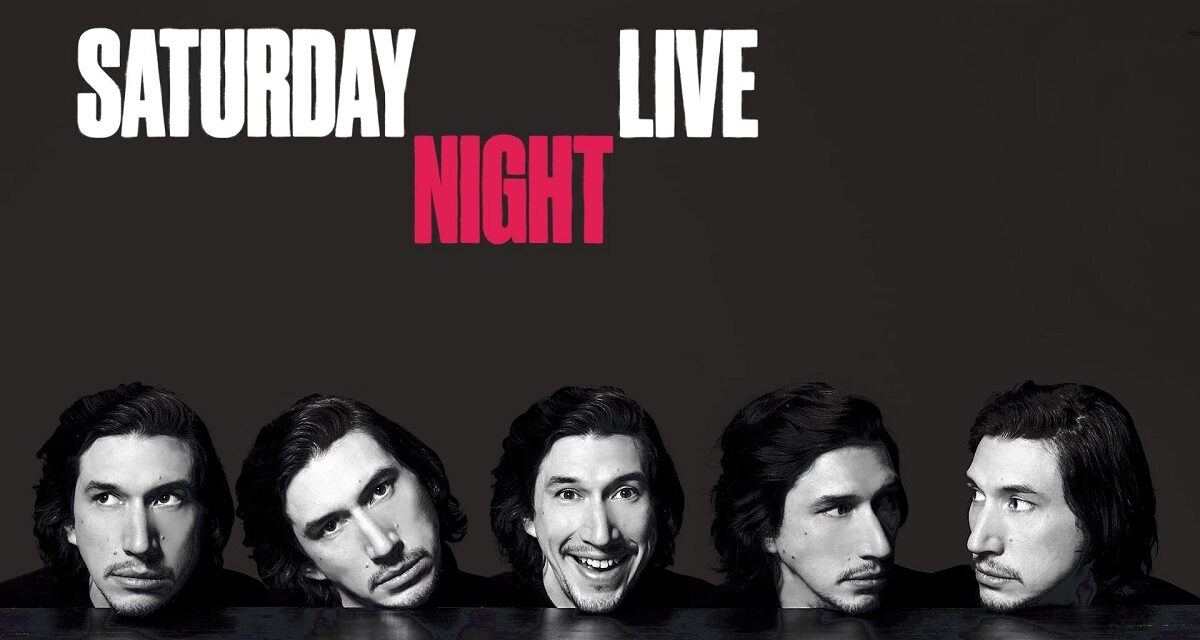 THE BEST OF ADAM DRIVER ON SNL Video Is the Best Treat