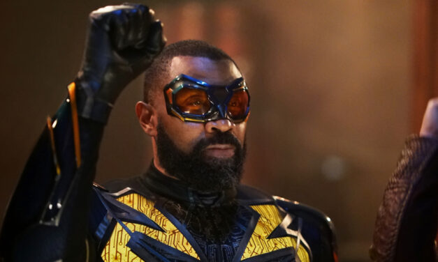 The CW BLACK LIGHTNING to End with Season 4