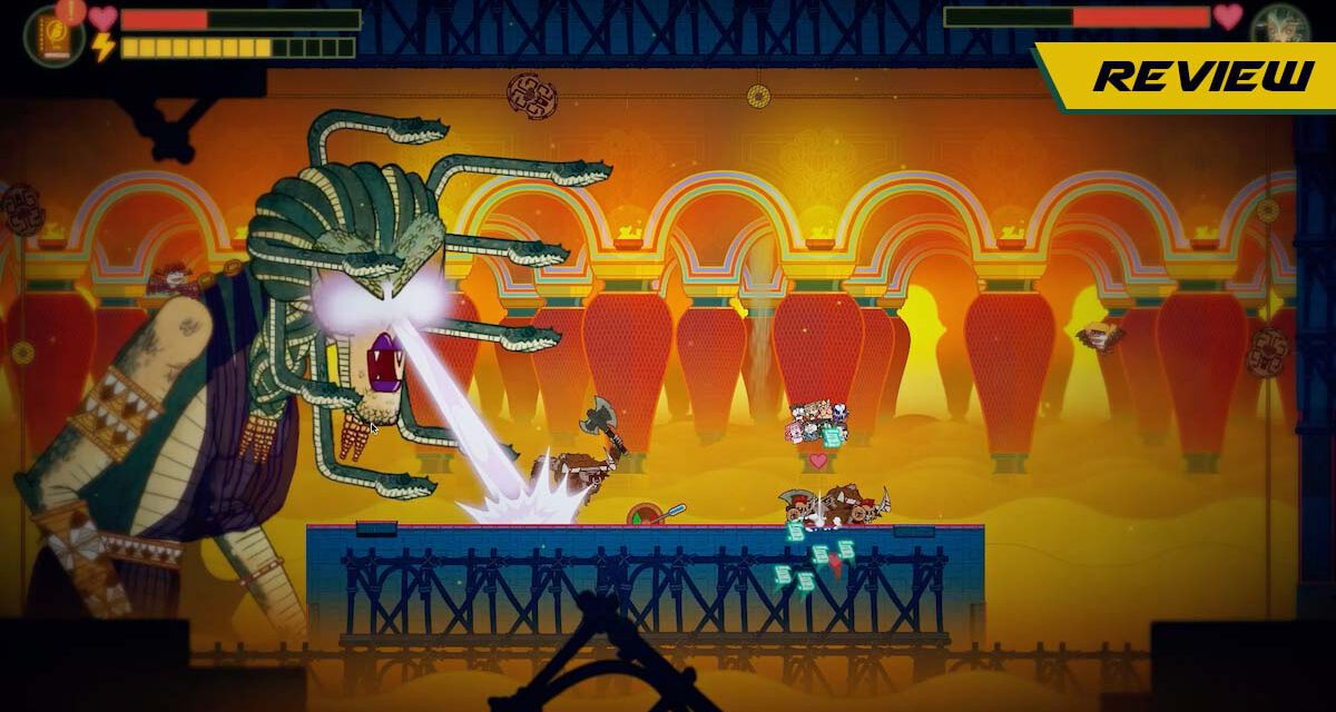 GGA Game Review: BOOKBOUND BRIGADE Introduces the Classics in an Epic Way