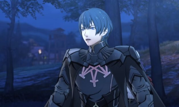 New SUPER SMASH BROS ULTIMATE Character Comes From Fire Emblem: Three Houses