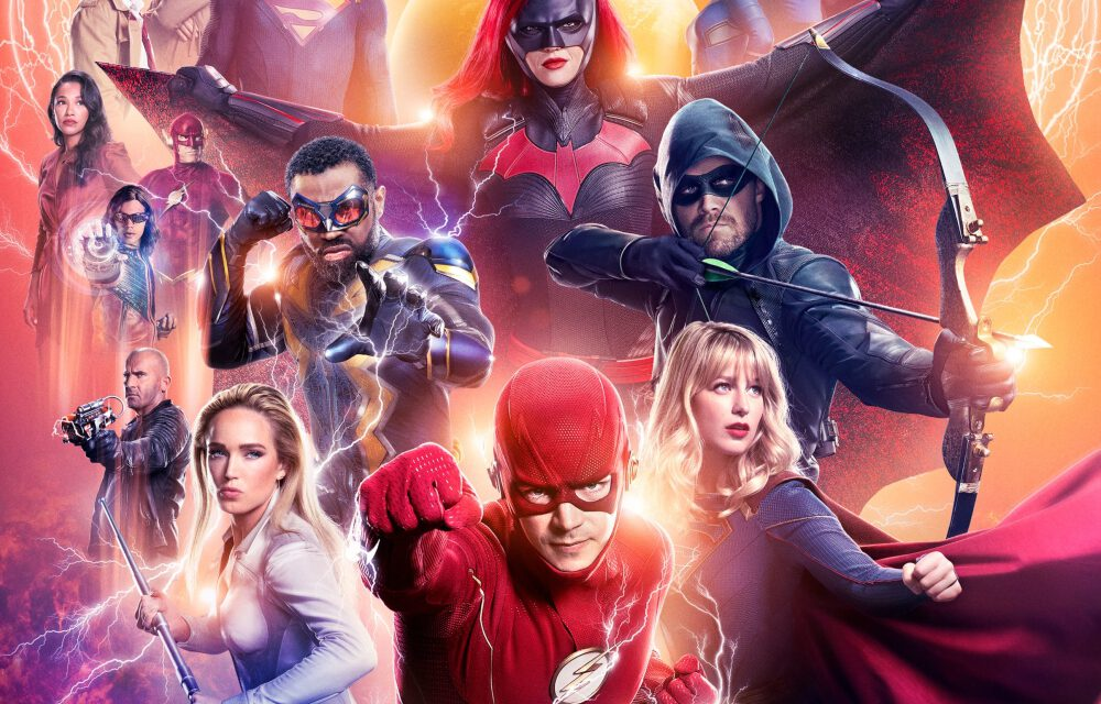 CW Gives Early Renewal to ARROWVERSE Series and More