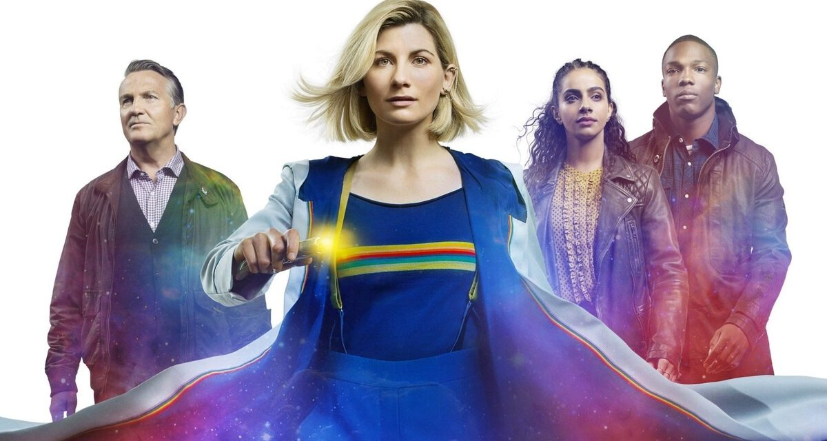 DOCTOR WHO Brings Back This Beloved Character