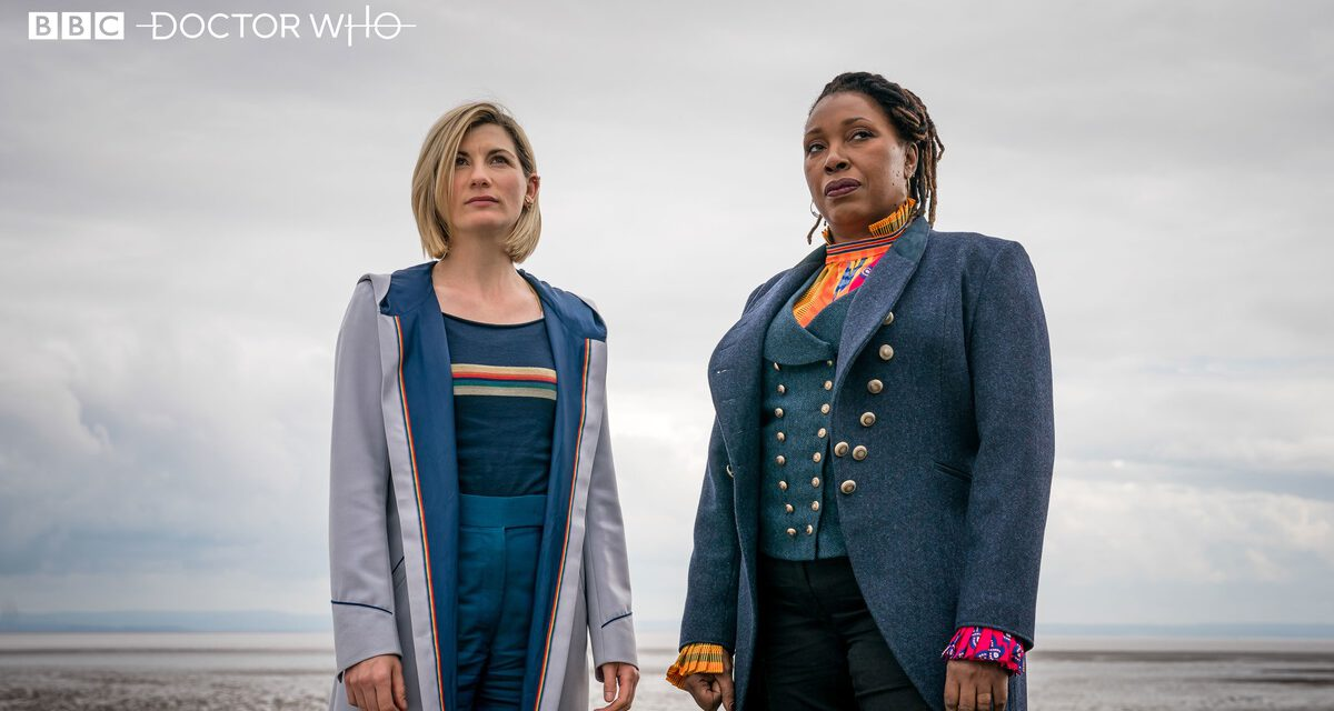DOCTOR WHO Casts the First Black Doctor in the Show's History