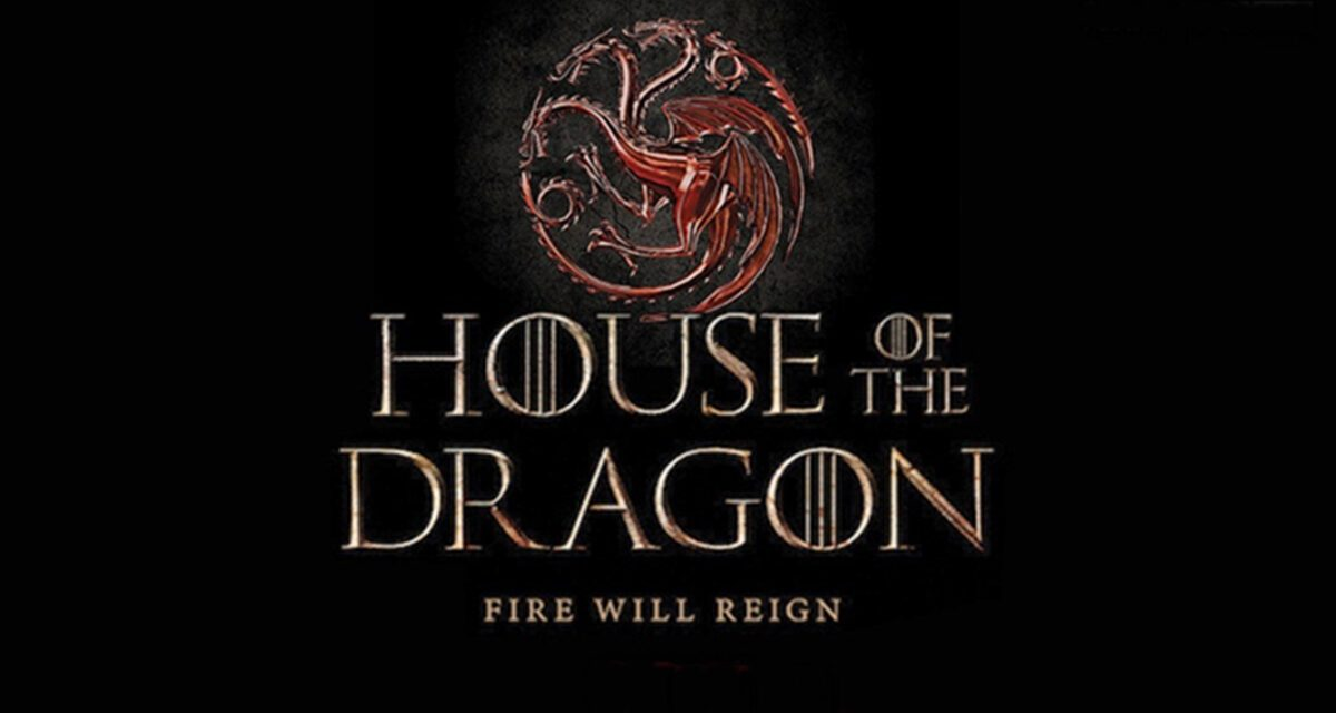 Get a Glimpse of New Dragons From HBO's HOUSE OF THE DRAGON