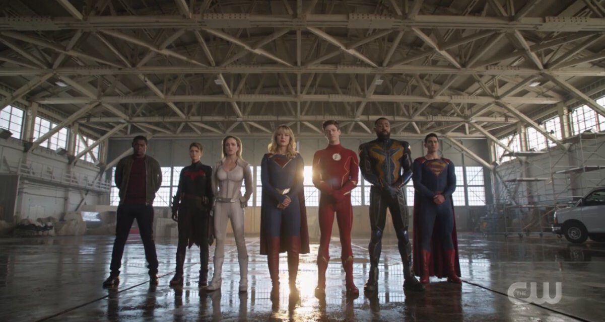 CRISIS ON INFINITE EARTHS Part 5 Recap: (DC's Legends of Tomorrow S05E01)