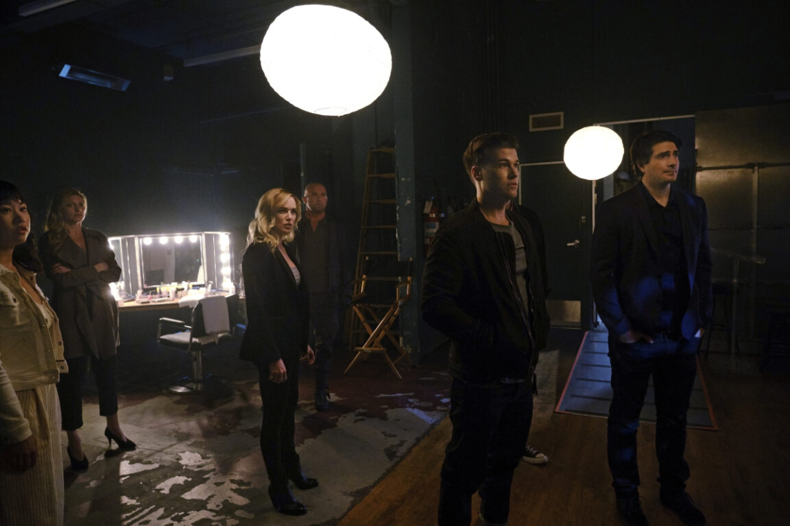 The Legends return to the Arrowverse