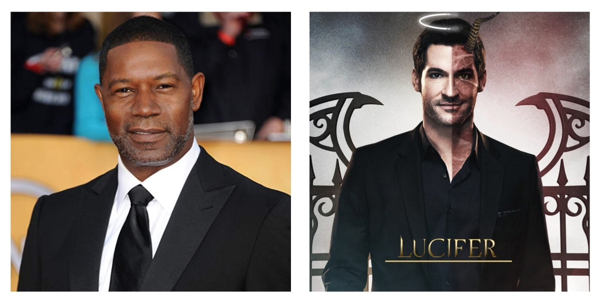 LUCIFER Casts Dennis Haysbert as the Almighty God