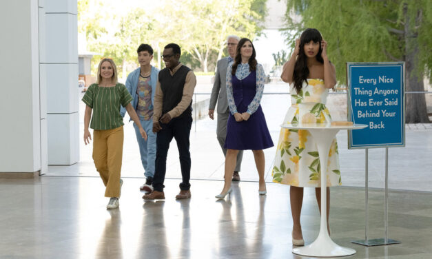 GGA's Top 10 Essential Episodes of THE GOOD PLACE