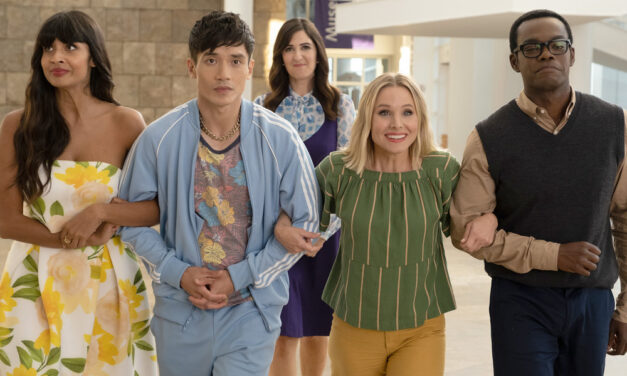THE GOOD PLACE Recap: (S04E12) Patty