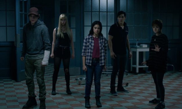 THE NEW MUTANTS Share Their First Time in Terrifying New Trailer