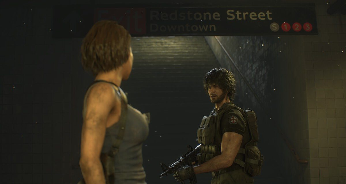 New RESIDENT EVIL 3 Trailer Introduces Good and Bad Guys