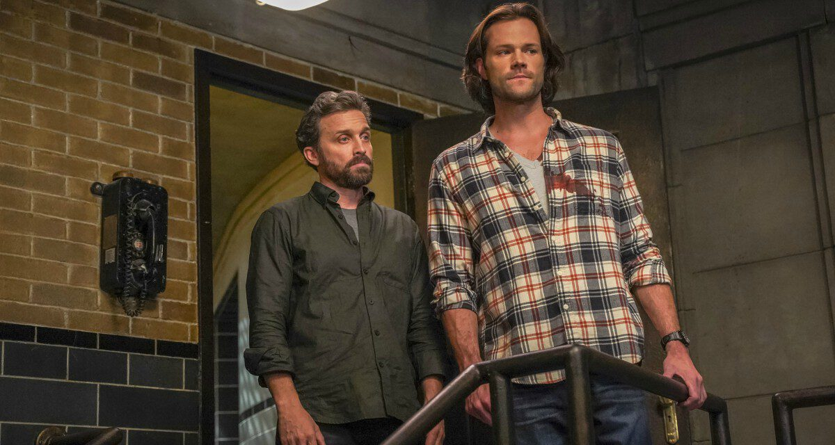 SUPERNATURAL Recap: (S15E09) The Trap