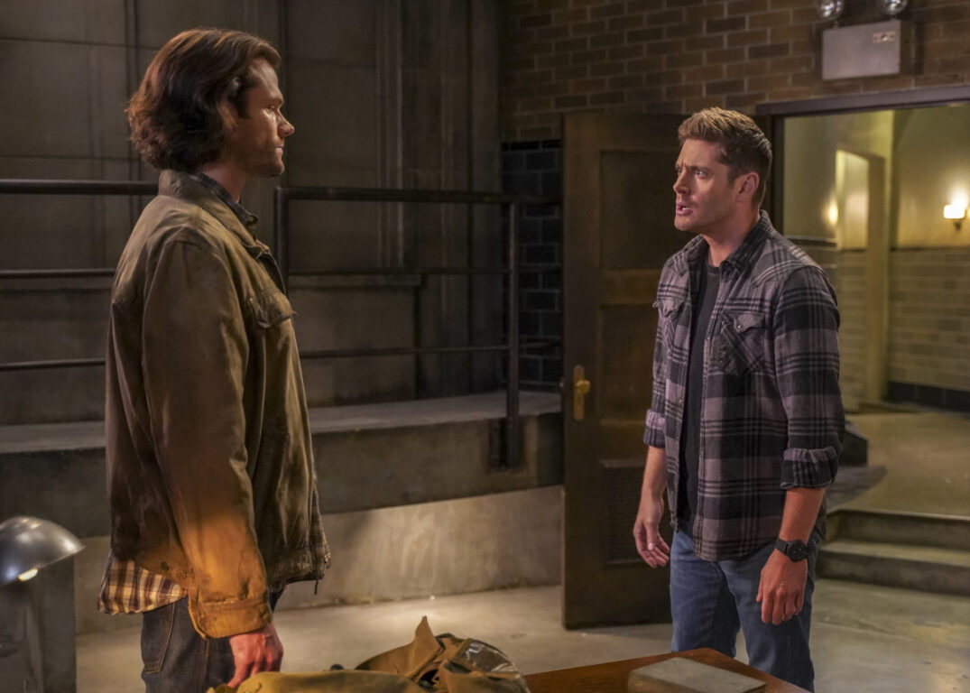 Sam and Dean's future looks bleak on Supernatural