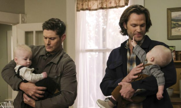 SUPERNATURAL Recap: (S15E10) Heroes' Journey