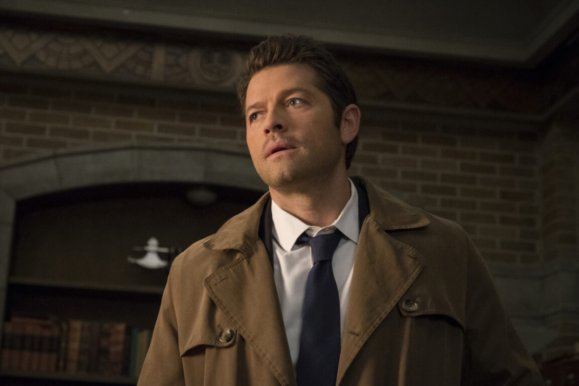 Castiel learns news about Jack in Supernatural