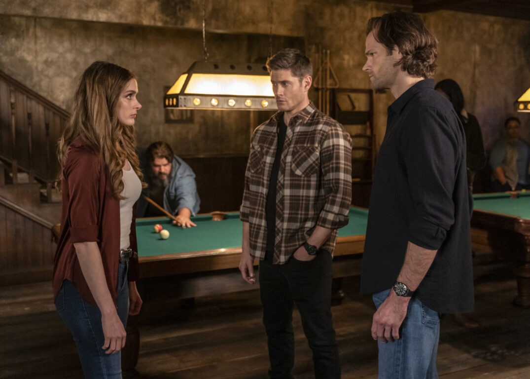 The Winchester play for their lives on Supernatural
