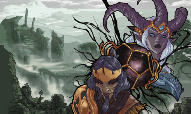 New CRITICAL ROLE Campaign Book Announced: Explorer's Guide to Wildemount