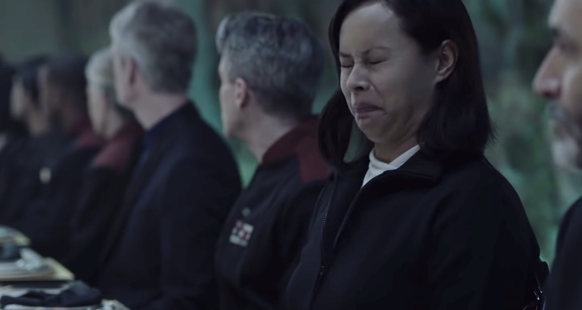 THE EXPANSE Blooper Reel Makes Us Want Frankie Adams for a BFF